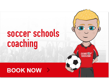 Soccer Schools Coaching - Book Now